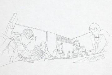 横浜共感カフェ